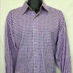 Robert Graham Button Up casual Shirt
